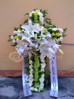 Jual bunga duka cita, toko bunga di slipi, kirim bunga duka cita ke dharmais
