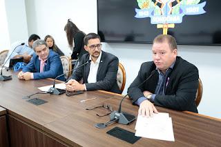 Dr. Neidson denúncia operações em portos clandestinos em Guajará-Mirim