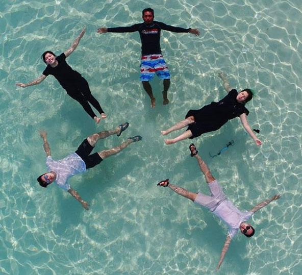 Pesona Kepulauan Derawan