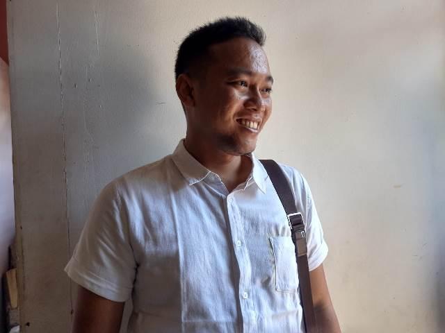 Kasat Reskrim, Iptu Hilmi Manossoh Prayugo