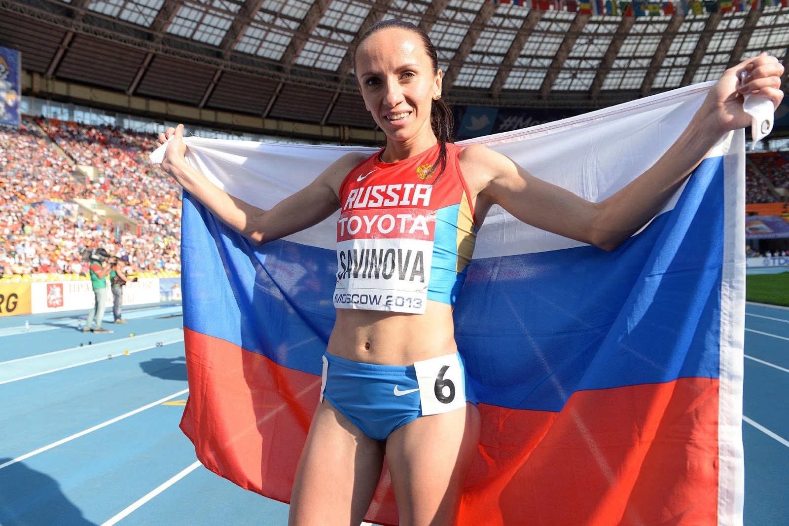 RUSSIA 2016 OLYMPICS 2