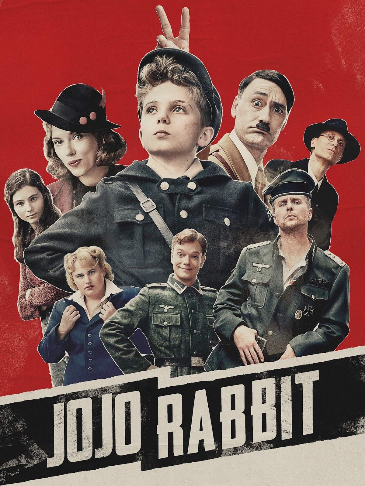 Jojo Rabbit [2019] [CUSTOM SCR] [DVDR] [NTSC] [Subtitulado]