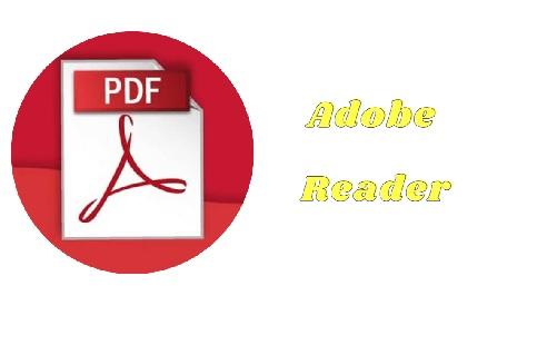 تحميل برنامج Adobe Reader للكمبيوتر إصدار 2021