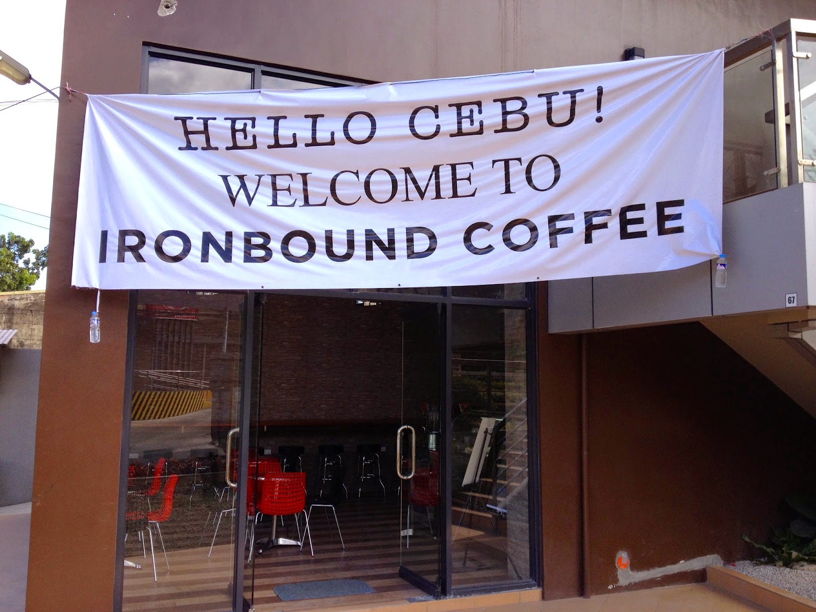 Cafes in Cebu: Ironbound Coffee