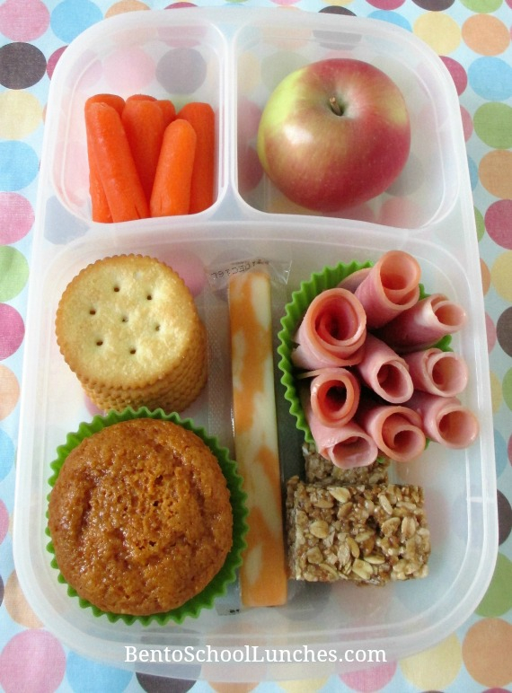 4 Grab and Go Muffins For School Lunch Box (with Recipe)