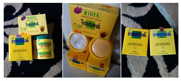 Cream Temulawak Asli vs Palsu