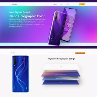 Realme-5-vs-Xiaomi-Mi-A3-design