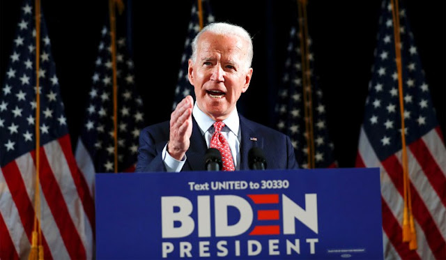 Reports: Biden claims Trump will try to postpone November election