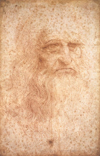 By Leonardo da Vinci - Web Gallery of Art:   Image  Info about artwork, Public Domain, https://commons.wikimedia.org/w/index.php?curid=15497207
