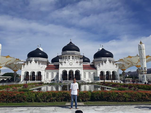 Mesjid Baiturrahman Banda Aceh