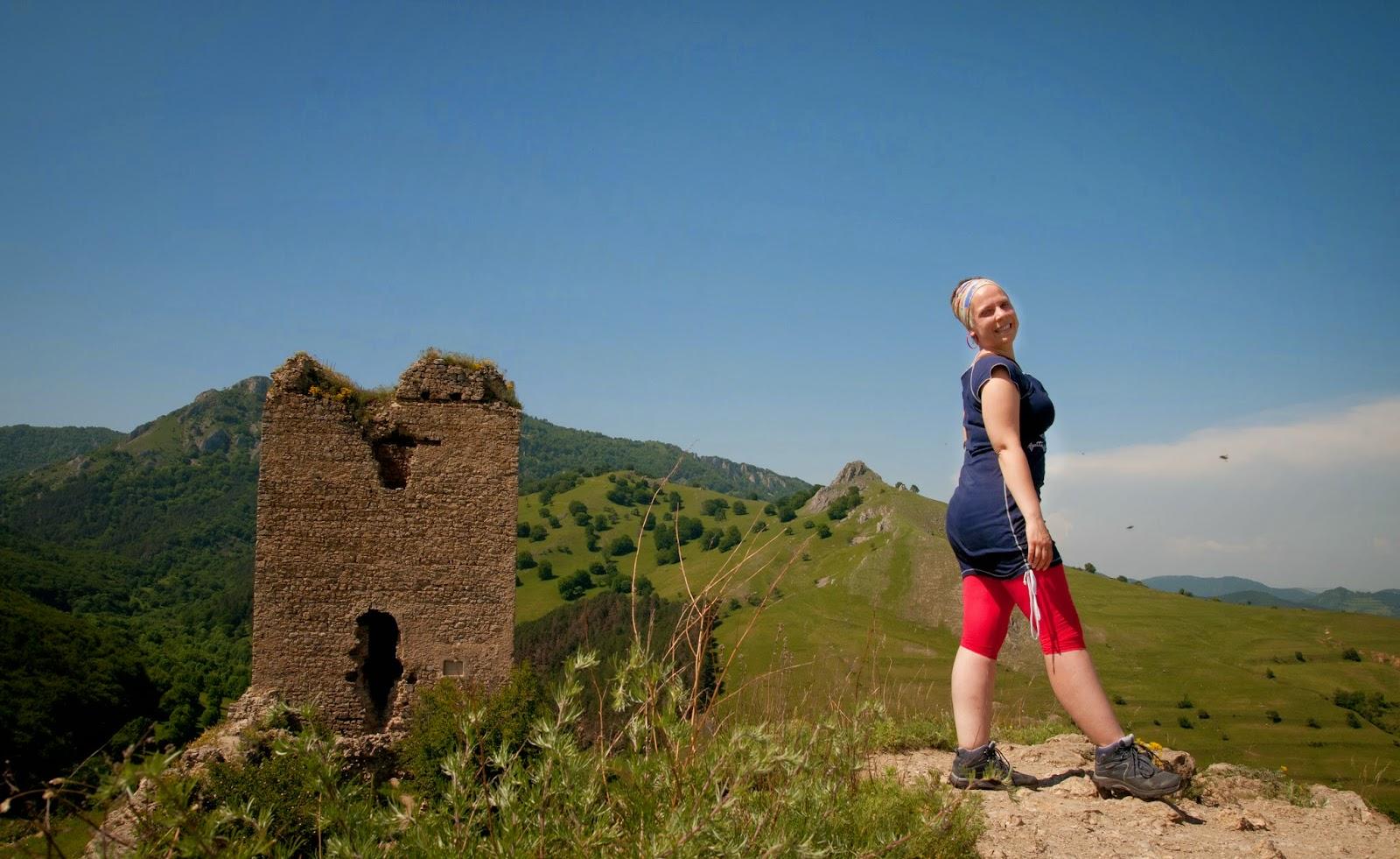 Trascaului Fortress; Coltesti, Romania