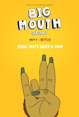 Big Mouth Season 3 Poster 1