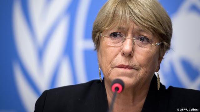 ONU | Bachelet denuncia retrocessos no Brasil e EUA