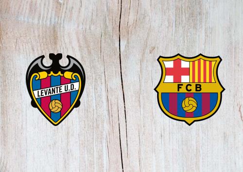 Levante vs Barcelona -Highlights 2 November 2019