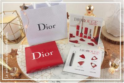 rouge à lèvres Dior ultra rouge