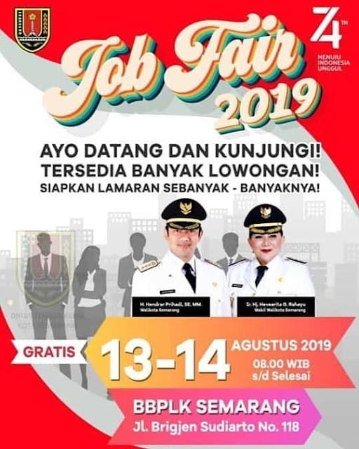 Job Fair GRATIS di Semarang