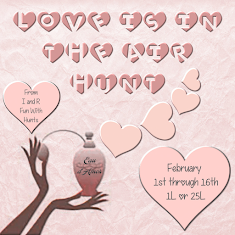 Love Is In The Air Hunt