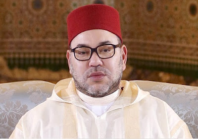 تعزية من أمير المؤمنين الملك محمد السادس إلى الرئيس البوركينابي إثر الهجوم الإرهابي الذي استهدف موكب شركة تعدين