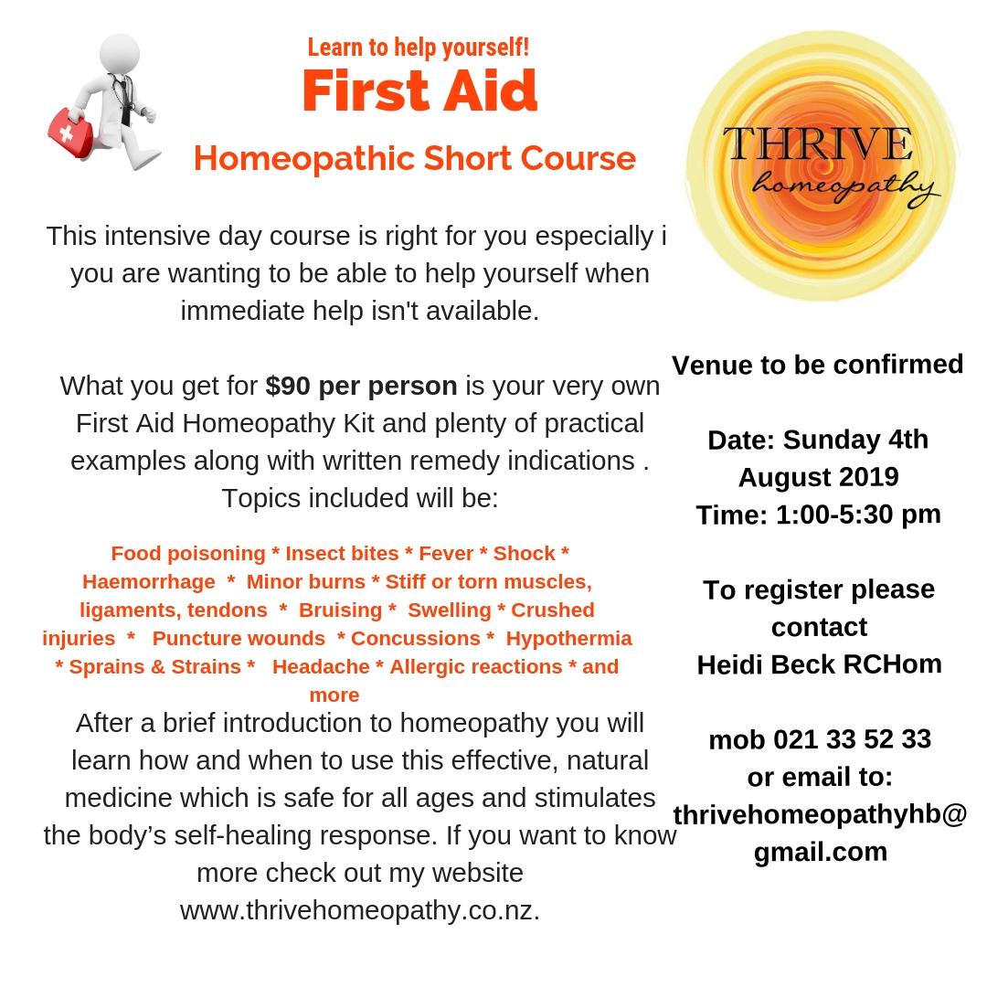 Homeopathy, Bach Flowers, Herbs, Holistic healing | Napier