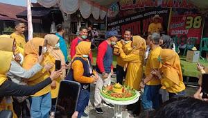 Alumni 95 SMA Tri Dharma Kosgoro, Bupati Dompu Ikut Reuni Akbar
