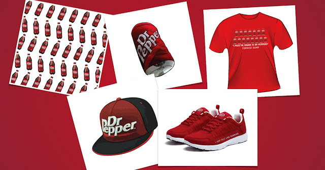 FREE Dr Pepper Pepper Pack Swag
