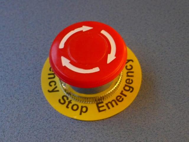 Pentingnya Fungsi Emergency Stop Dalam Sistem Kontrol
