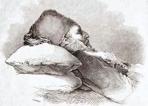 4 Φεβρουαρίου 1843 φεύγει ο φύλακας του Γένους Θεόδωρος Κολοκοτρώνης