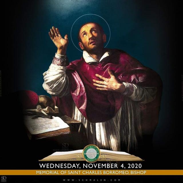 Santo Karolus Barromeus