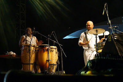 Klazz Brother and Cuban Percussion