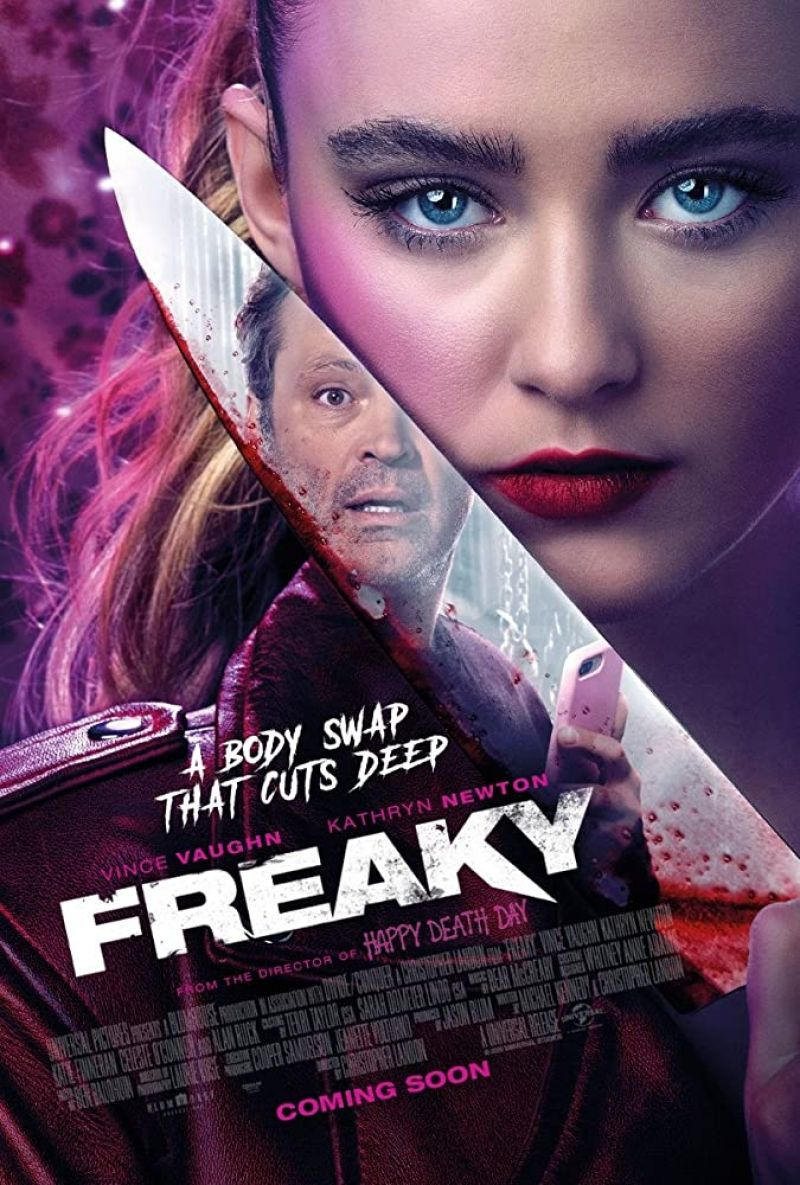 Kathryn Newton– Freaky Posters  -2020