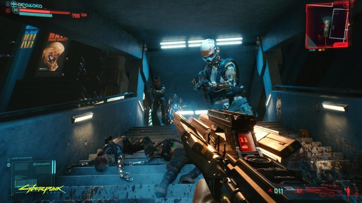 How to level up faster in Cyberpunk 2077, gain more reputation and reach the level cap