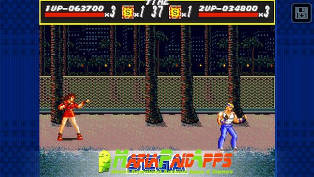 Streets of Rage Classic Apk MafiaPaidApps