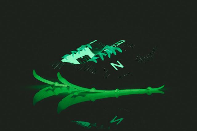 """Der NEW Balance CM1700 """"Glow in the Dark"""" Sneaker - Atomlabor Blog Fashion Tipp"""