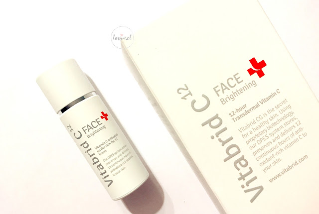 Vitabrid C¹² Face, mi primera vitamina C en polvo.