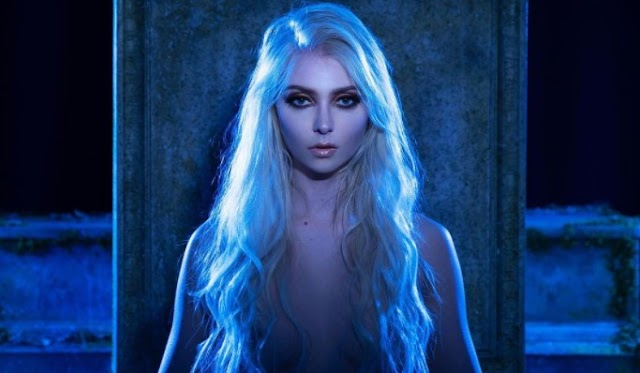"Taylor Momsen (The Pretty Reckless): ""O rock nunca vai morrer"""