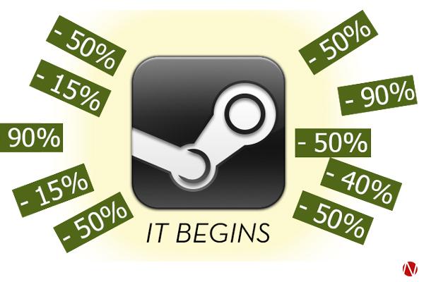 Steam Discount