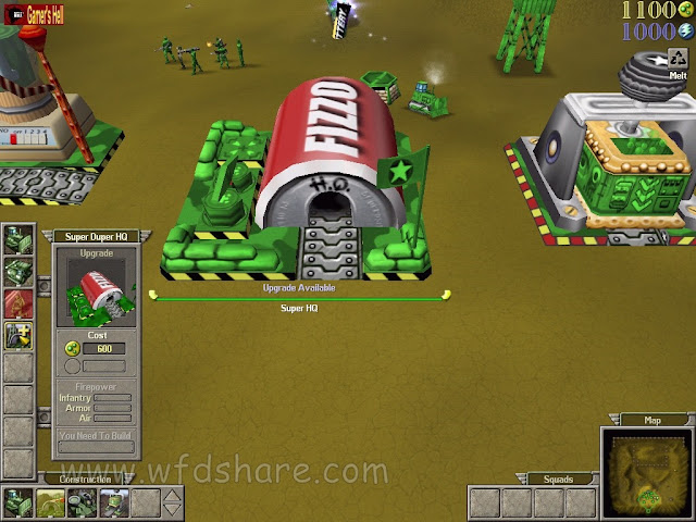 Full Version Download Free Army Men RTS