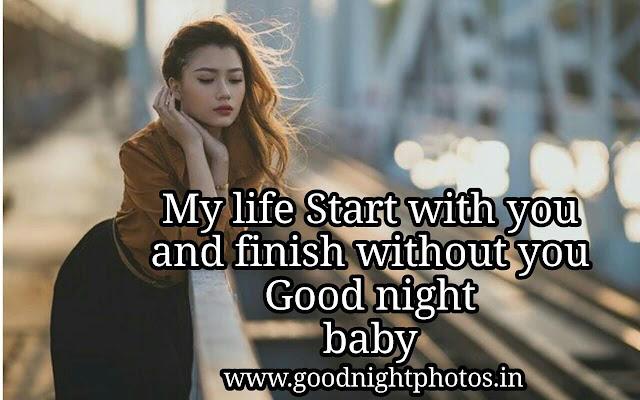 10+ High Quality Good Night Photo With Love
