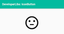 flutter iconbutton size property example