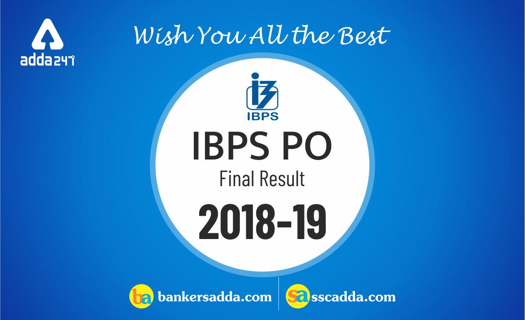ibps-po-final-result-2018-19