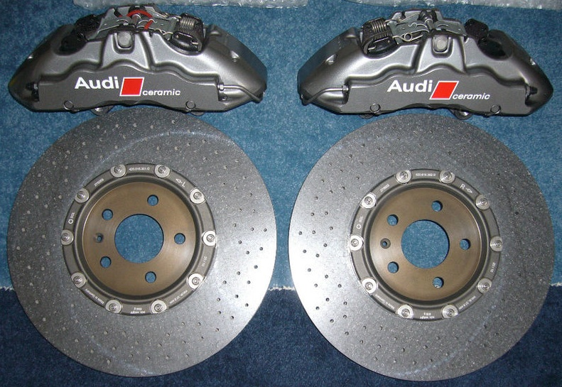 audi rs6 ceramic brake kit. Black Bedroom Furniture Sets. Home Design Ideas