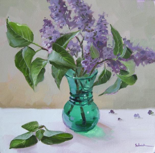 "Sedwick Studio Purple Bowl Of Plums Fruit Bowl Still: Sedwick Studio: ""Citrus Offering"" Still Life Oil Painting"