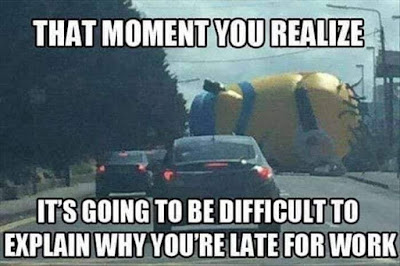 That moment you realize...