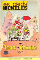 Les pieds Nickelés, Au tour de France, 1963