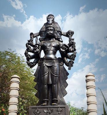 क्या है हनुमान पंचमुखी अवतार की कहानी।