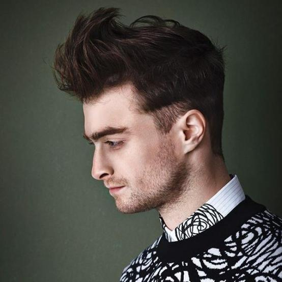 Daniel Radcliffe Hairstyles 2017 Hairstyle Ideas