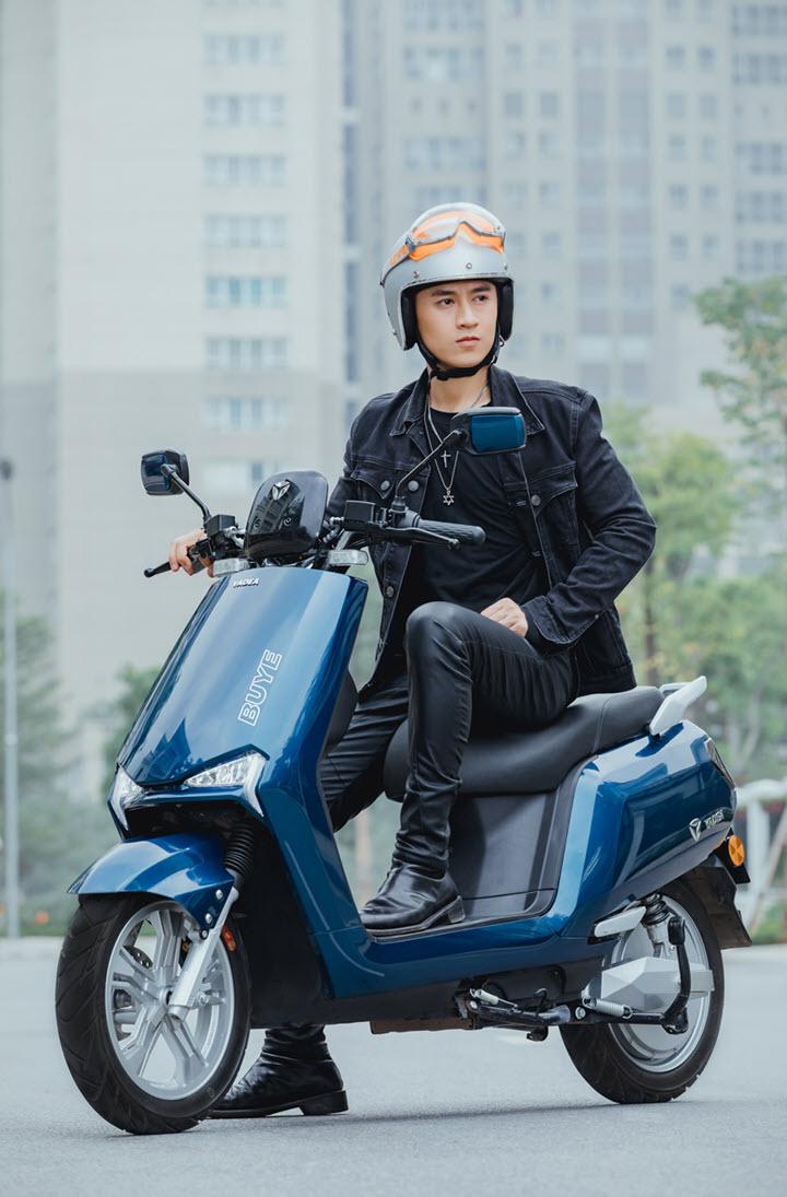 Hãng xe điện lớn nhất thế giới Yadea giới thiệu mẫu xe máy BuyE tại Việt Nam giá 22 triệu