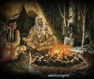 indián sámán