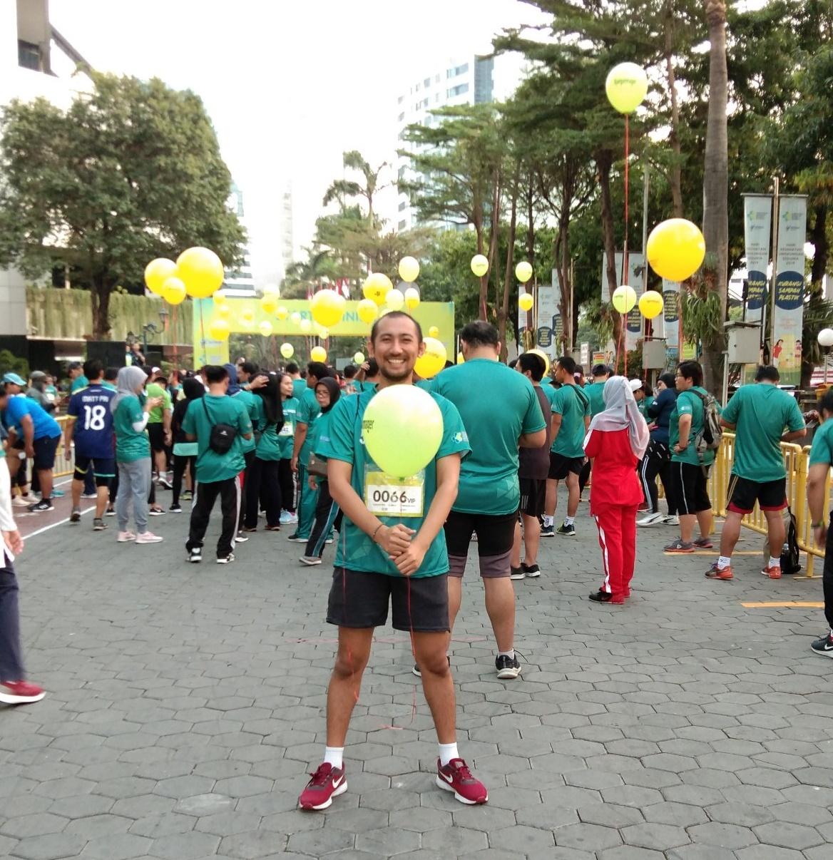 Healthies Run 5K