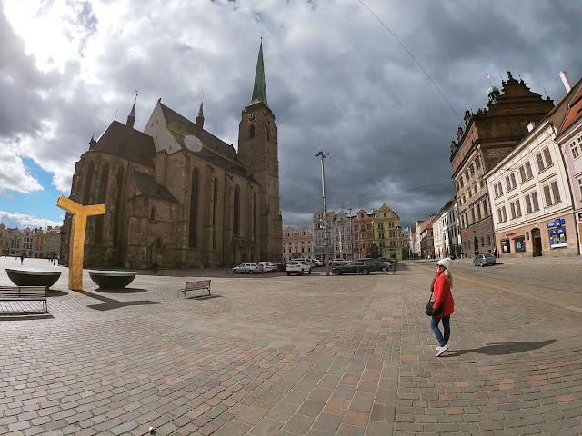 Blog Apaixonados por Viagens - República Tcheca - Pilsen - Boêmia